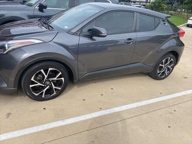 2018 Toyota C-HR XLE for sale in Austin, TX