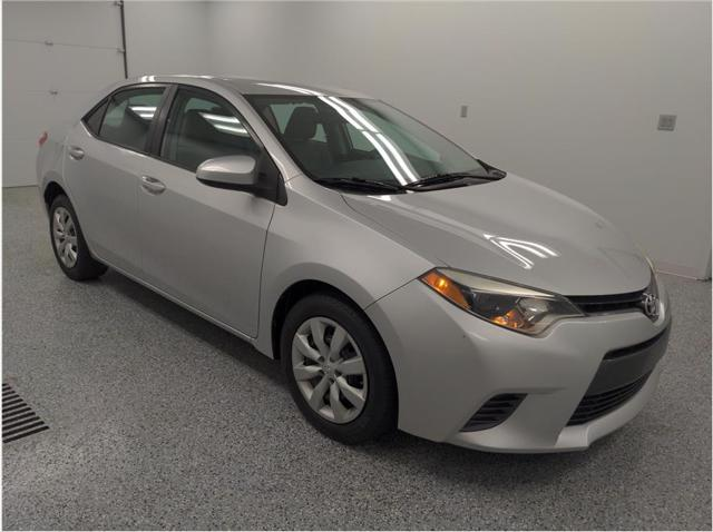 2016 Toyota Corolla LE Sedan 4D for sale in Hickory, NC