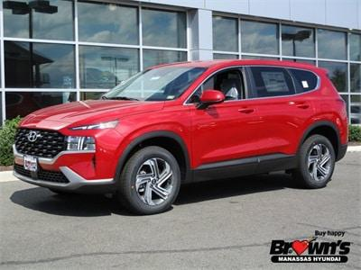 2021 Hyundai Santa Fe SE for sale in Manassas, VA