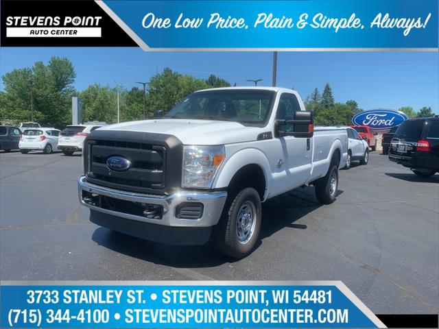 2015 Ford F-350Sd