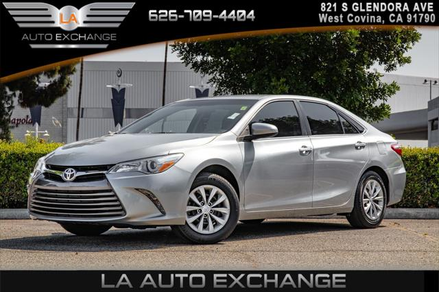 2017 Toyota Camry LE for sale in West Covina, CA