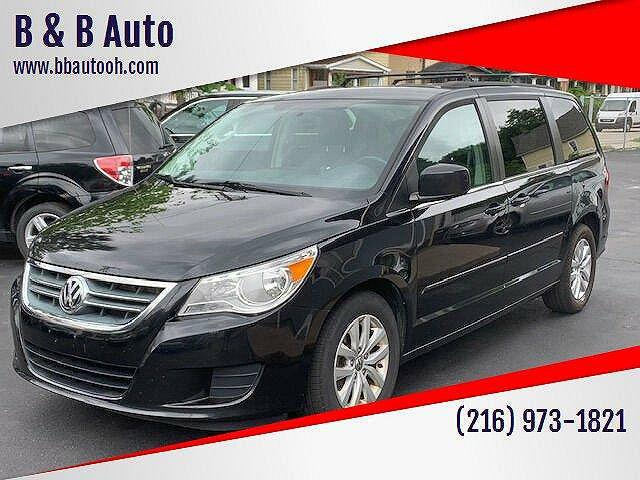 2012 Volkswagen Routan SE for sale in Cleveland, OH