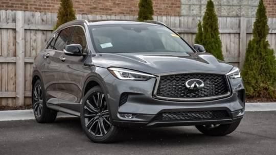 2021 INFINITI QX50 LUXE for sale in Clarendon Hills, IL