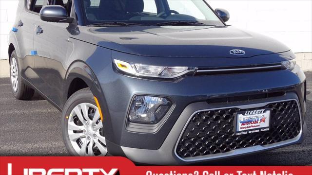 2021 Kia Soul LX for sale in Libertyville, IL