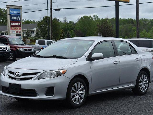 2012 Toyota Corolla LE for sale in Hudson, NY