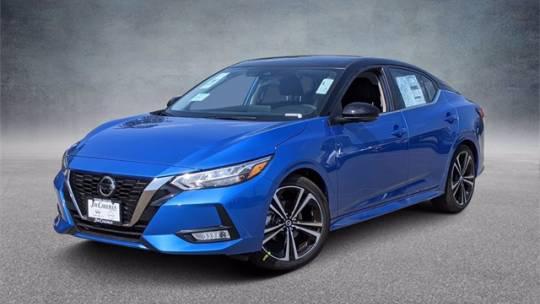 2021 Nissan Sentra SR for sale in Bethesda, MD