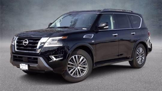 2021 Nissan Armada SV for sale in Bethesda, MD