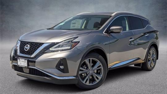 2021 Nissan Murano Platinum for sale in Bethesda, MD