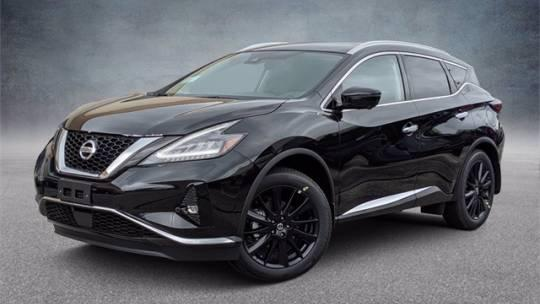 2021 Nissan Murano SL for sale in Bethesda, MD