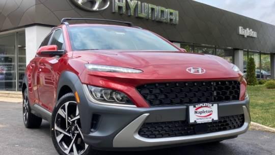 2022 Hyundai Kona Limited for sale in Glenview, IL