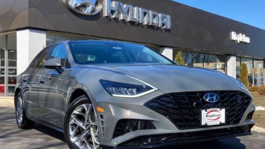 2021 Hyundai Sonata SEL for sale in Glenview, IL