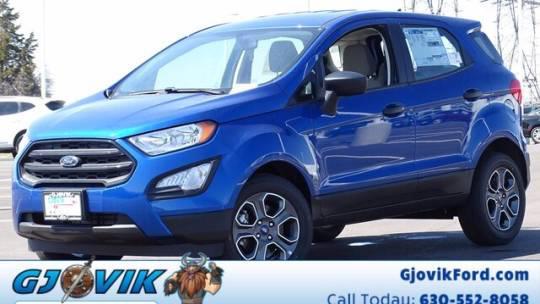 2021 Ford EcoSport S for sale in Plano, IL