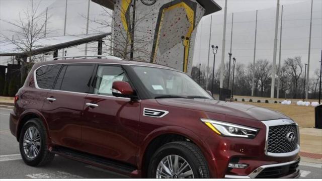 2021 INFINITI QX80 LUXE for sale in Huntsville, AL