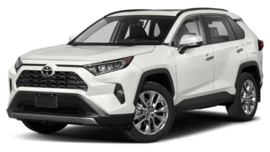 2021 Toyota RAV4 Limited for sale in Northbrook, IL