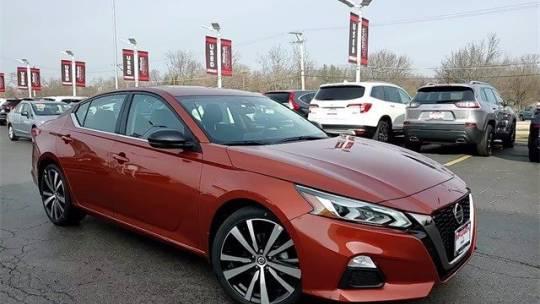 2021 Nissan Altima 2.0 SR for sale in Elgin, IL