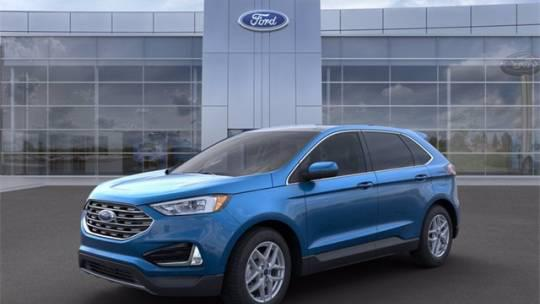 2021 Ford Edge SEL for sale in Angola, IN