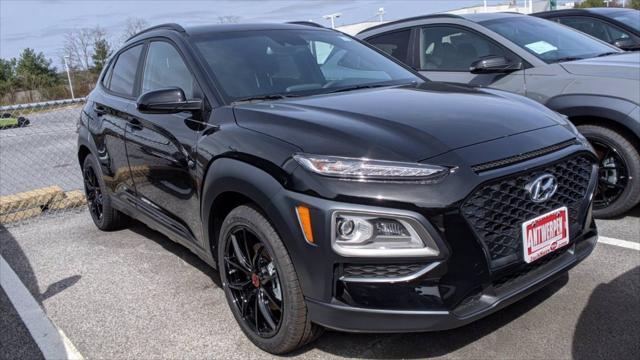 2021 Hyundai Kona NIGHT for sale near Clarksville, MD