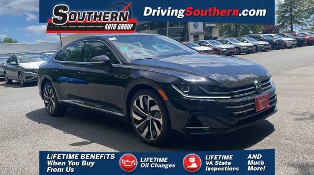 2021 Volkswagen Arteon SEL R-Line for sale in Chesapeake, VA