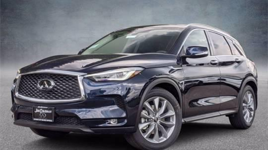 2021 INFINITI QX50 LUXE for sale in Silver Spring, MD