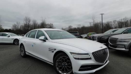 2021 Genesis G80 2.5T for sale in Bowie, MD