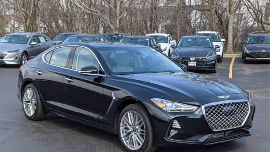 2021 Genesis G70 2.0T for sale in Algonquin, IL