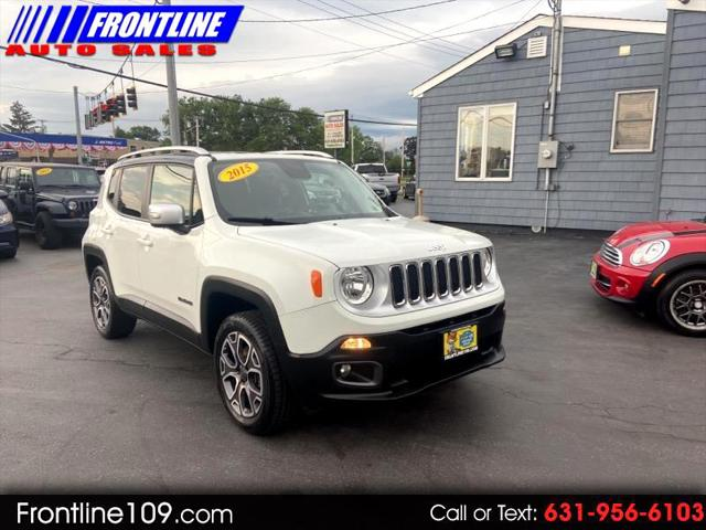 2015 Jeep Renegade Limited for sale in West Babylon, NY