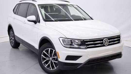 2021 Volkswagen Tiguan S for sale in McKinney, TX