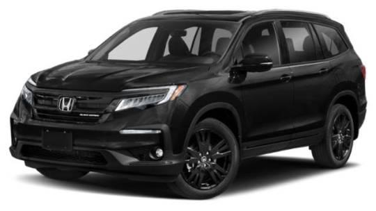 2021 Honda Pilot Black Edition for sale in Pompton Plains, NJ