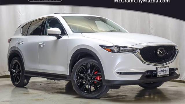 2021 Mazda CX-5 Grand Touring for sale in Chicago, IL
