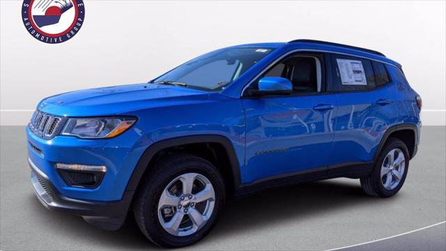 2021 Jeep Compass Latitude for sale in Savannah, GA