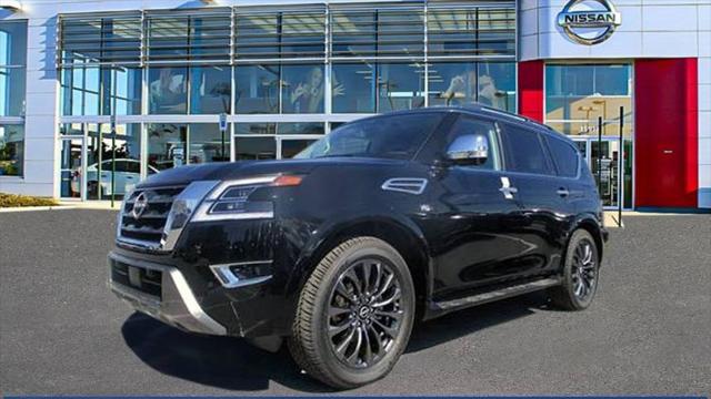 2021 Nissan Armada Platinum for sale in Rockville, MD