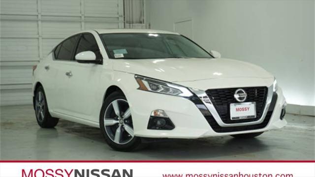 2021 Nissan Altima 2.5 SL for sale in Houston, TX