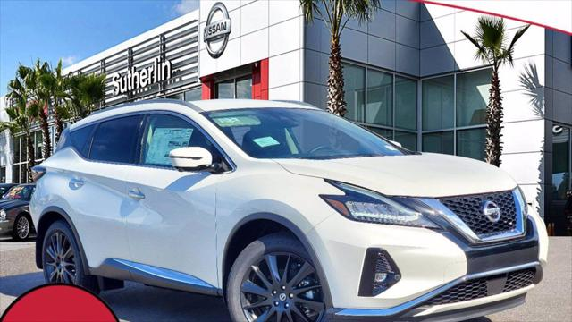 2021 Nissan Murano SL for sale in Orlando, FL