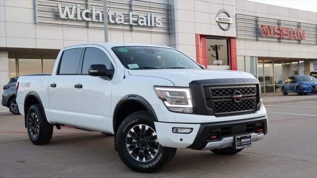2021 Nissan Titan PRO-4X for sale in Wichita Falls, TX
