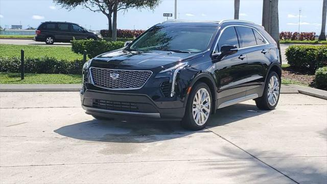 2021 Cadillac XT4 FWD Premium Luxury for sale in Pembroke Pines, FL