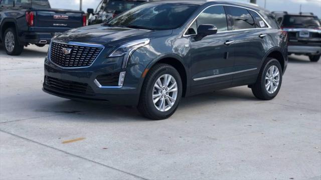 2021 Cadillac XT5 FWD Luxury for sale in Pembroke Pines, FL