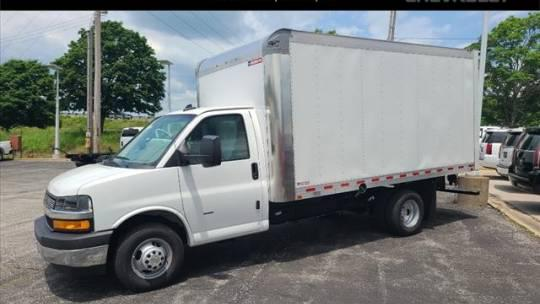 """2021 Chevrolet Express Commercial Cutaway Van 159"""" for sale in Blue Springs, MO"""