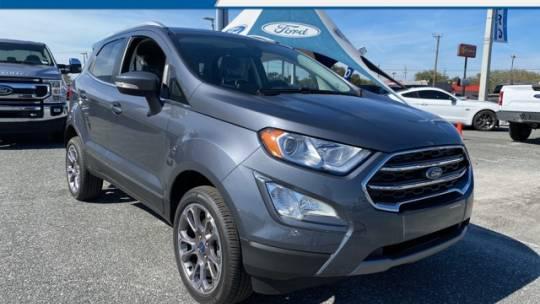 2021 Ford EcoSport Titanium for sale in Lake City, FL