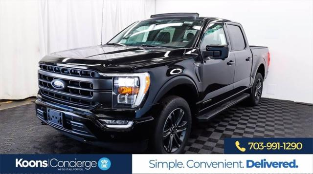 2021 Ford F-150 Lariat for sale in Sterling, VA