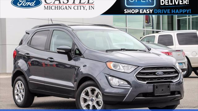 2021 Ford EcoSport SE for sale in Michigan City, IN