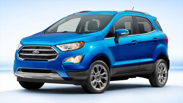 2021 Ford EcoSport SE for sale in Chicago, IL