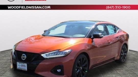 2021 Nissan Maxima SR for sale in Hoffman Estates, IL