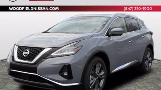 2021 Nissan Murano Platinum for sale in Hoffman Estates, IL