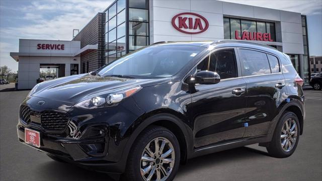 2021 Kia Sportage S for sale in Laurel, MD