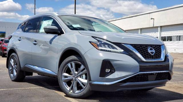 2021 Nissan Murano Platinum for sale in Lancaster, OH