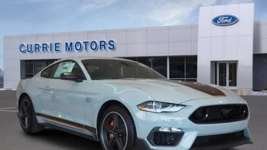 2021 Ford Mustang Mach 1 for sale in Valparaiso, IN