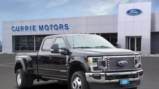 2021 Ford F-350 LARIAT for sale in Valparaiso, IN