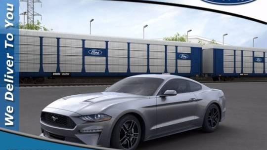 2021 Ford Mustang EcoBoost for sale in Tomball, TX