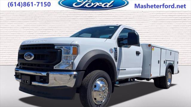 2021 Ford F-550 XL for sale in Columbus, OH