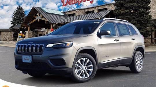 2021 Jeep Cherokee Latitude for sale in Plano, IL
